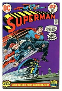 SUPERMAN # 268
