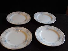 "4 Imperial China Japan Seville W. Dalton Bread & Butter Plate 6 3/4"" Diameter"