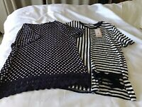 NEW WiTh Tags LADIES Tu TOP SIZE 14 Plus Anthology Size 12 Top