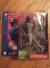 """2002 McFarlane Sportspicks, Mlb, Baseball, """"Sammy Sosa #21� Grey Uniform Variant"""
