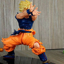 Son Goku Goku pvc Figura Súper Saiyan Dragonball Z Estatua Colección de figuras