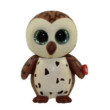 TY Beanie Boos - Mini Boo Collectible Figures - SAMMY the Brown Owl (2 inch)