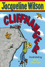 Cliffhanger by Jacqueline Wilson 9780440868552  Brand New  Free UK Shipping