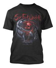 SIX FEET UNDER - Unborn (New Version) - T-Shirt - Größe Size XL - Neu