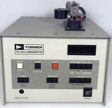 Turner Biosystems TD-20e Luminometer TD20E