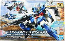 Bandai HG Gundam Build Divers Re:RISE 01 Earthree Gundam 1/144 Scale Kit