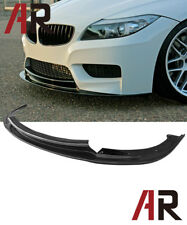 3D Style Carbon Fiber Front Add-on Lip For BMW 09-16 BMW E89 Z4 M-Sport Only