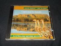 Captivated by Kakadu CD Australian Nature Sounds Steve Parish Les Gilbert