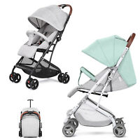 Baby Infant Foldable Umbrella Stroller Lightweight Carriage Pushchair Travel New