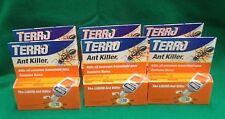 6pk TERRO 1 oz Liquid Ant Killer ll T100 Indoor/Outdoor Bait Pest Control Borax