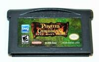 PIRATES OF THE CARIBBEAN: DEAD MAN'S CHEST NINTENDO GAME BOY ADVANCE