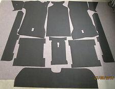 Innenraumteppich Velour passend Vw Caddy 1 Bj 82-92 11Tlg.