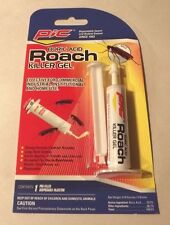 ***Pic BORIC ACID Roach Killer GEL Pre-Filled Disposable Injector New***