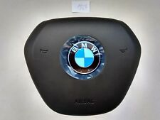 OEM 17-20 BMW X3 G01 X4 G02 ORIGINAL STEERING WHEEL SPORT AIRBAG mint! BLACK