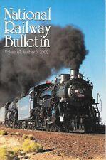 NRHS Bulletin V67 N5 Grand Canyon Rails Claudius Crozet Tunnels Virginia C&O