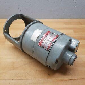 GE 5BC42AB1780C Tachometer Generator, 1000Rpm, 50V - USED