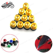 Windshield Bolt Screw Washer For DUCATI 899 916 999 1098 1198 1199 1299 Panigale