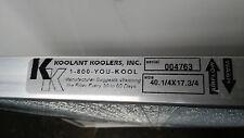 Koolant Koolers Filter 40-1/4 x 17-3/4  -- NEW --