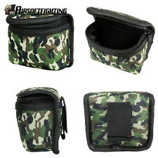 Tactical Hunting Portable Molle Belt Magazine Drop Dump Pouch Storage Bag Camo