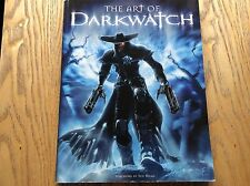 The Art Of Darkwatch Book! Look At My Other Listings!