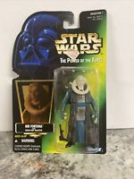 """Star Wars POWER OF THE FORCE  Bib Fortuna 3.75"""" Action Figure NEW 1996 Kenner"""