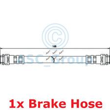 Apec BRAKING 168mm Scheibe Bremssattel Flexibel Gummischlauch Hos3092