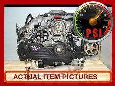 SUBARU LEGACY OUTBACK IMPREZA EJ20 2.0L SOHC ENGINE REPLACEMENT FOR EJ25 SOHC