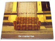 cd-single, The Cranberries - I Can't Be With You Part One, 3 Tracks, Digipak
