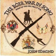 John Edmond - Boer War in Song [New CD] Duplicated CD