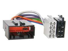 radio cable de conexión adaptador para JAGUAR X-TYPE tipo S auf ISO