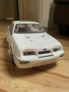 Kyosho Pure Ten Aplha Ford Sierra Cosworth Rs500 Nitro 4wd RC
