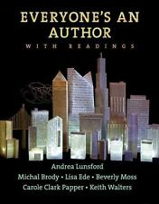 Everyone's an Author with Readings by Lisa Ede, Carole Clark Papper, Andrea...