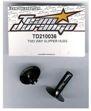 RC Team Durango TD210036 TWO WAY SLIPPER HUBS DEX410R DEX410 v3 v4 v5 DEX410Rv3