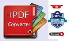 Pro PDF Creator Editor converter reader software for windows-mac edit lifetime