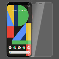 [2 Pack] For Google Pixel 4 / Pixel 4 XL Tempered Glass Screen Protector Film