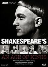 Shakespeare's an Age of Kings [6 Discs] (2009, DVD NEW)