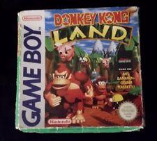 Donkey Kong Land OVP (Nintendo Game Boy, 1995)