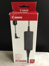Brand New Canon ACK600 AC Adapter Kit Compatible With PowerShot