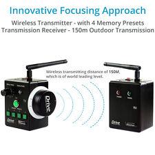 PROAIM Drive Wireless Follow Focus gear ring controller for DSLR FREE HARD CASE