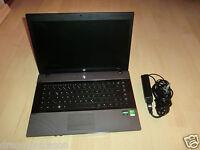 """HP 625 15,6"""" Notebook DEFEKT, ohne HDD, ohne RAM? optisch sehr gepflegt mit NT"""