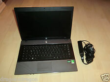 """HP 625 15,6"""" ordinateur portable défectueux, Sans Hdd, Sans RAM? visuellement très bien entretenu avec NT"""
