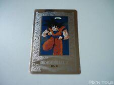 Carte Dragon Ball Z DBZ / Hero Collection Part 2 - Platina Card PC-10