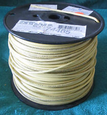American Wire Co #14 MTW/TEW Machine Tool Wire Yellow 19 Strand Copper 500 Ft