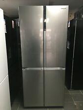New Unboxed SAMSUNG RF50K5960S8/EU Fridge Freezer - Silver