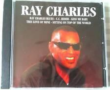 RAY CHARLES - COMPILATION (CD Neuf)