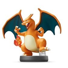 Nintendo 3ds Wii U Amiibo Lizardon Super Smash Brothers JP