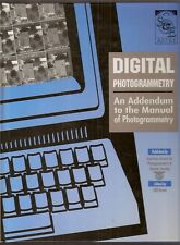 DIGITAL PHOTOGRAMMETRY 1997 Clifford Greve Hardcover NEW Condition