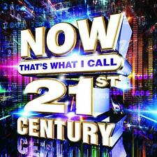 NOW THAT'S WHAT I CALL 21ST CENTURY [3 CD] NEW & SEALED