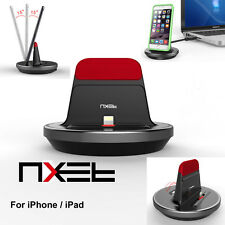 NXET Charging Stand Dock Station Cradle Charger for Apple iPhone 5 6 S 7 Plus