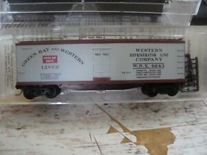 LOTS & LOTS OF N Scale MTL freight cars - all kinds - all NEW !!